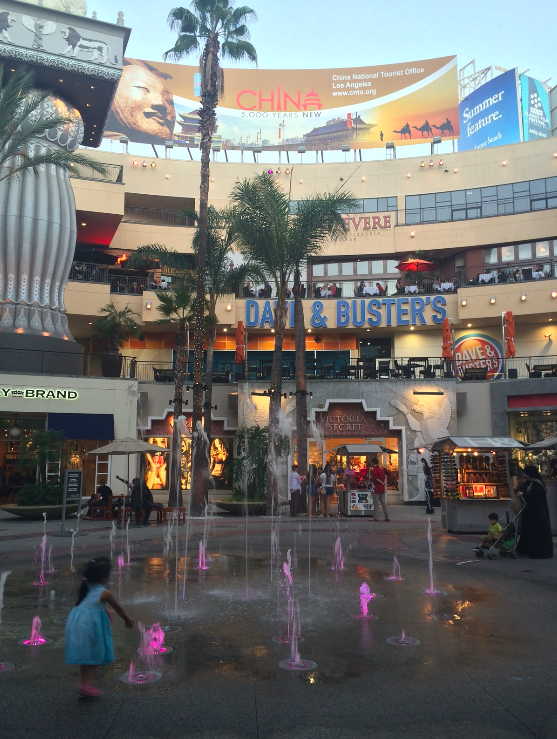 hollywood highland
