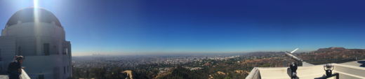 los angeles vista