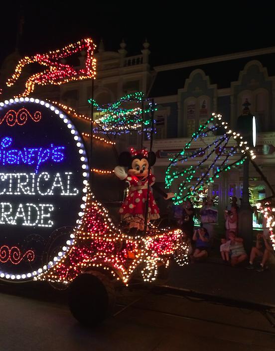 electrical parade disney