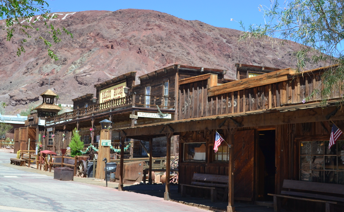 Calico Ghost Town – Califórnia