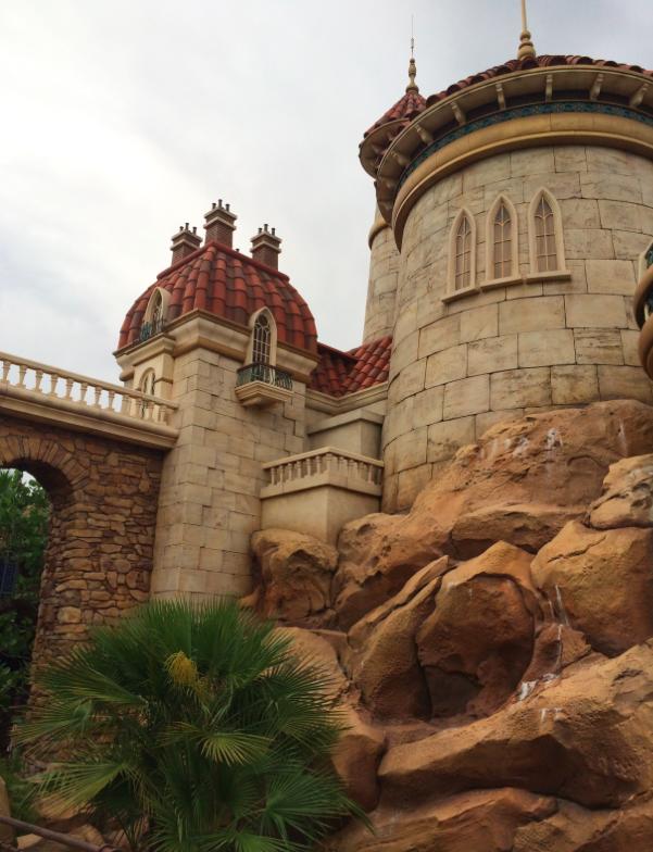 Castelo da Pequena Sereia