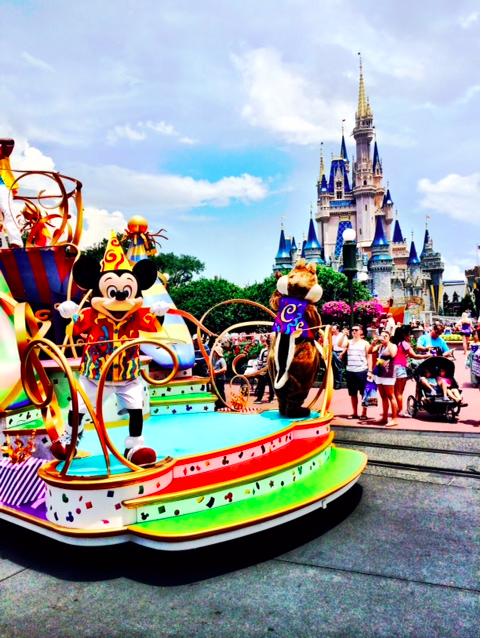 Magic Kingdom – Walt Disney World – Parte II