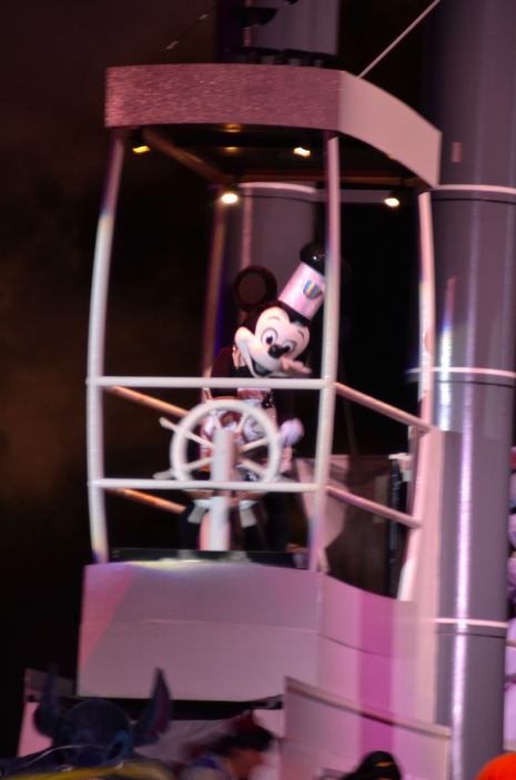 Emocionante é ver Steamboat Willie!