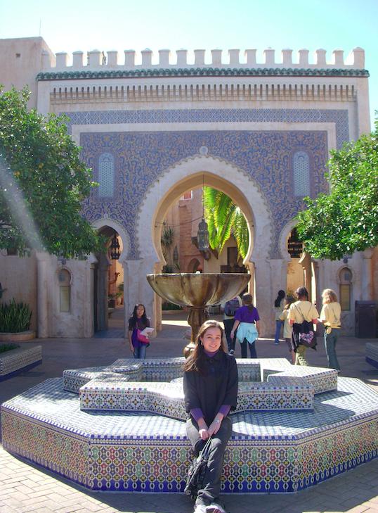 marrocos epcot