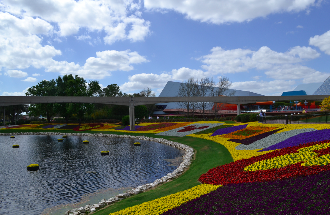 festival of flower and garden epcot