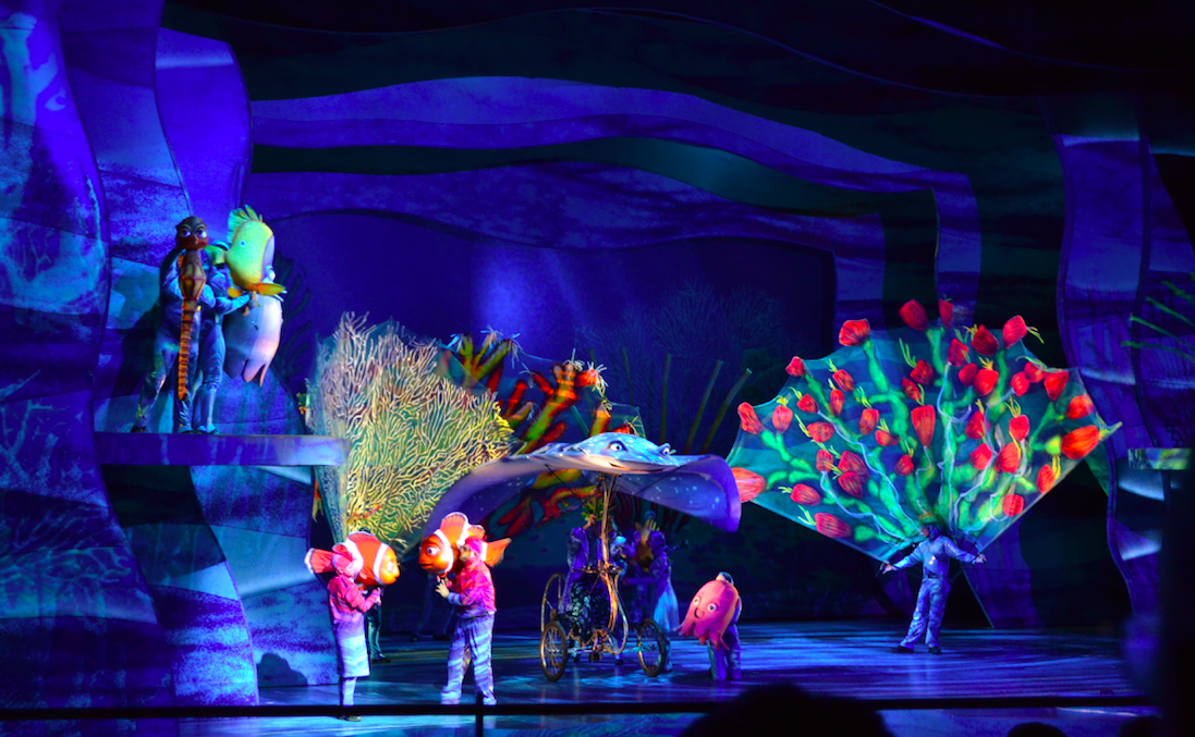 findind nemo musical