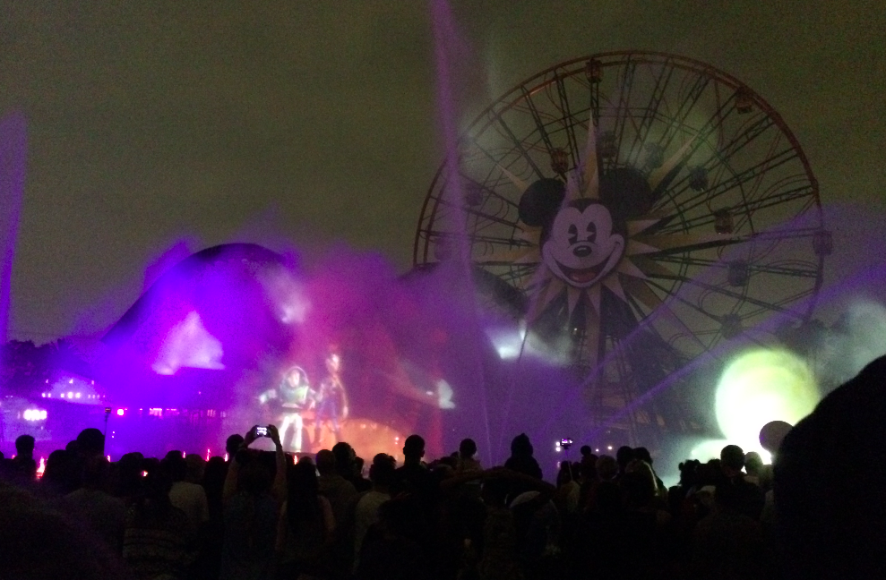 toy story world of color