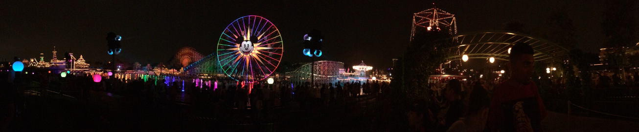 Disney California Adventure – Anaheim – California – parte III