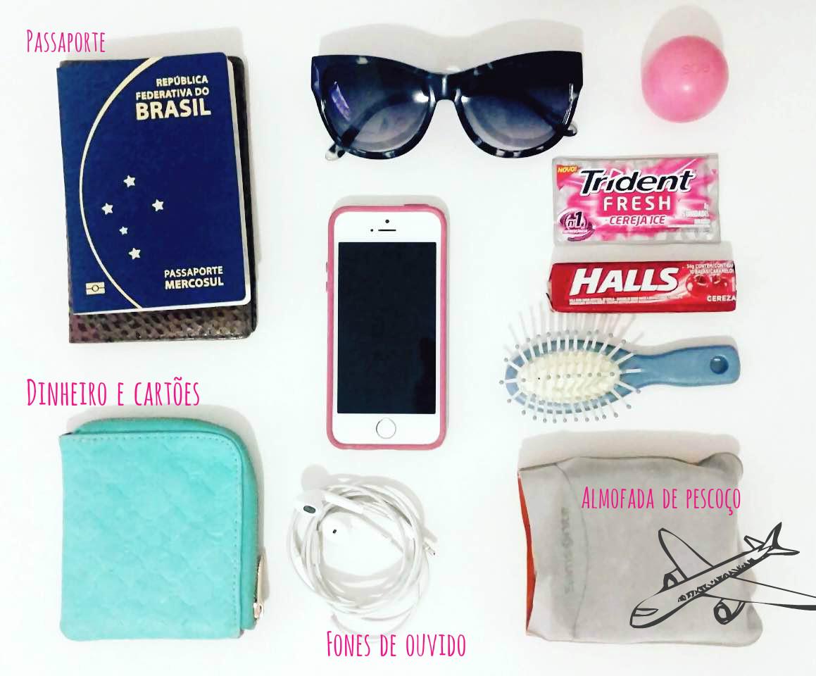 Checklist bolsa de mão