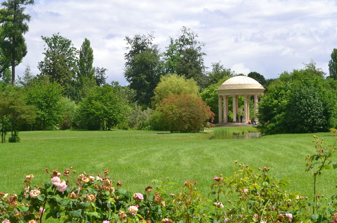 Jardim do Petit Trianon