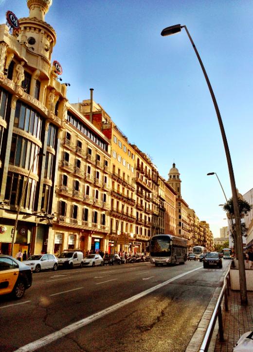 barcelona rua