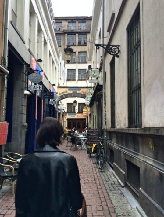 delirium rua