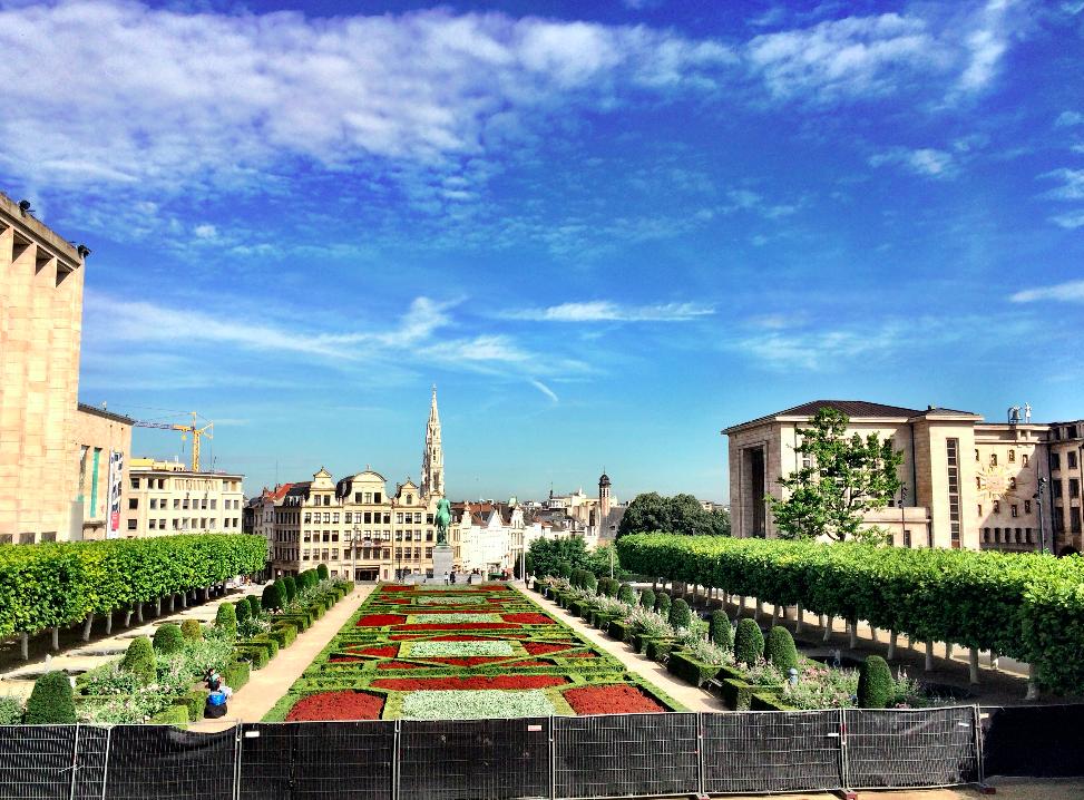 Jardim Mont des Arts