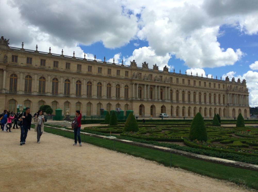 palacio versailles