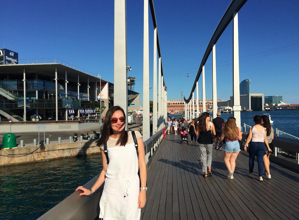 ramblas del mar barcelona
