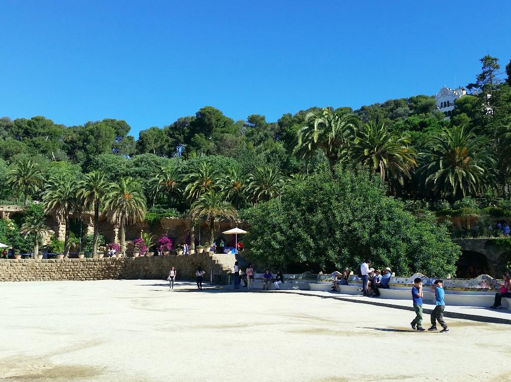 Praça Oval