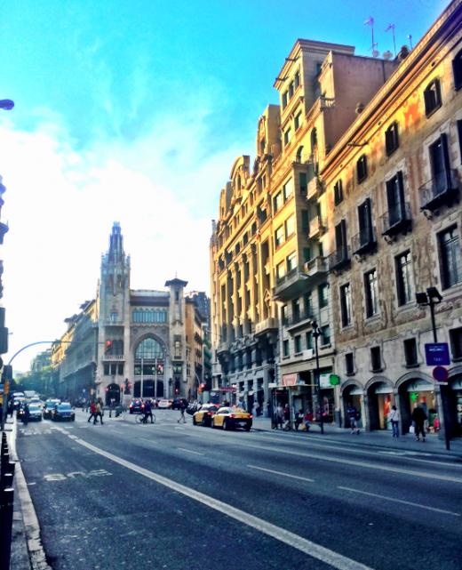 barcelona-ruas