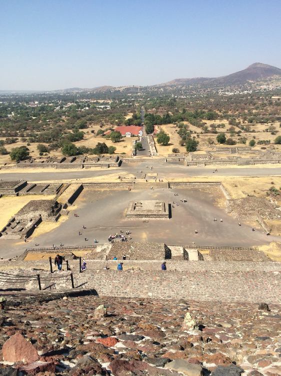piramide do sol