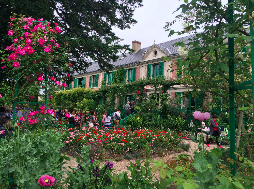 Jardins de Monet – Bate e volta de Paris para Giverny