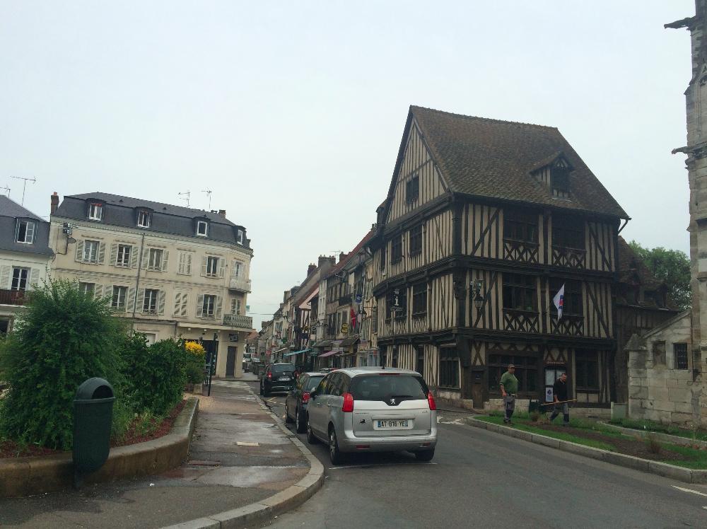 E o passeio por Giverny :)
