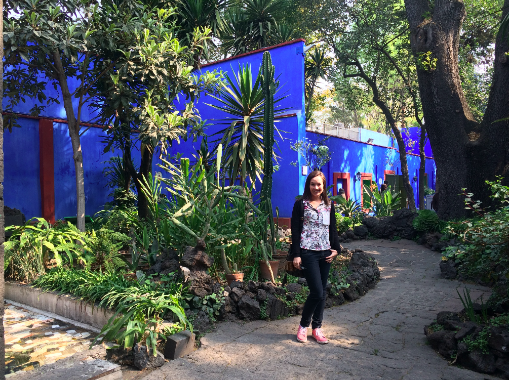Casa Azul Museu Frida Kahlo em Coyoacán – Cidade do México