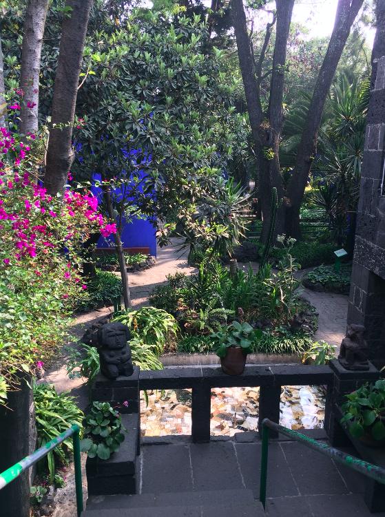 jardim frida kahlo