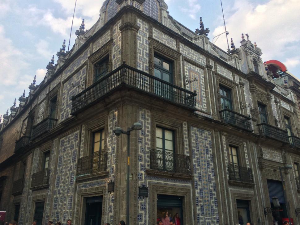 casa dos azulejos