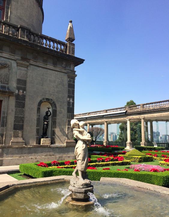 jardim chapultepec