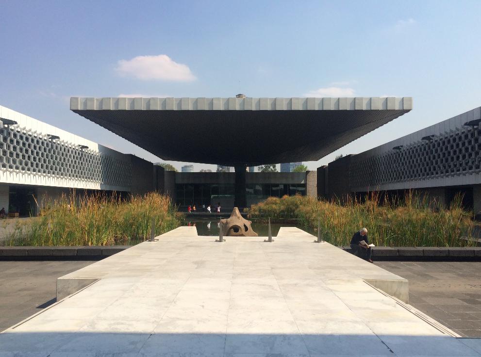 museu de antropologia cidade do mexico