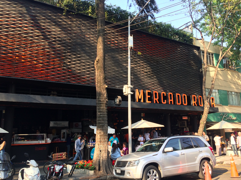 mercado roma cidade do mexico