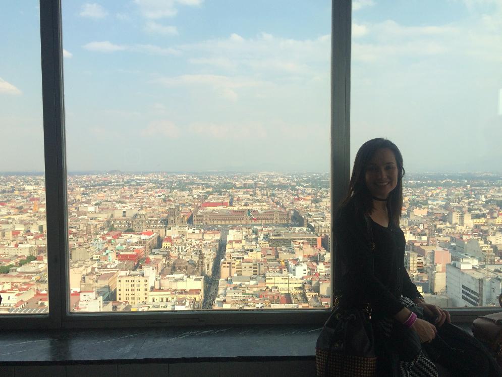 mirador torre latino americano