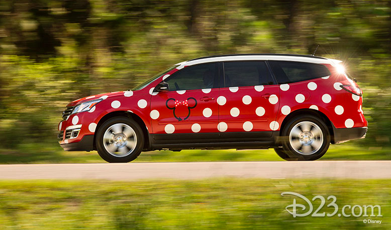 minnie car