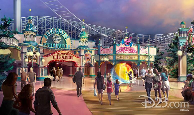 Todas as novidades nos parques da Disney para os próximos anos – D23 Expo
