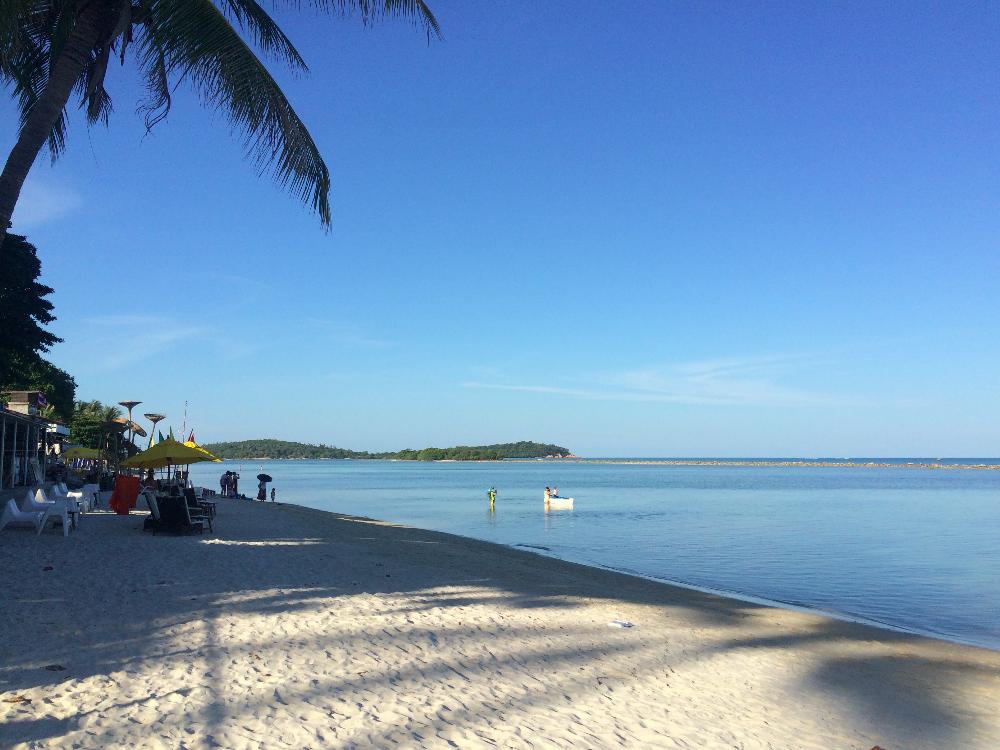 Como é Koh Samui em Junho – Golfo da Tailândia