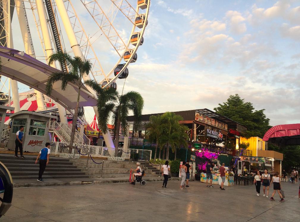 roda gigante bangkok