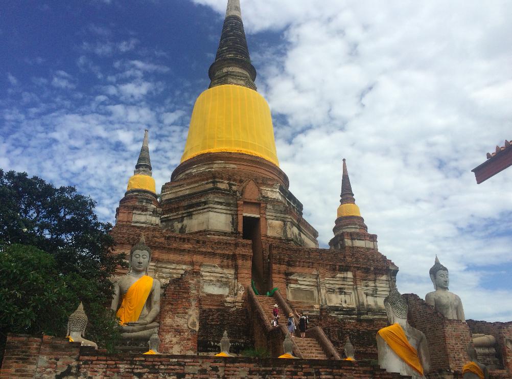 Cidade histórica de Ayutthaya – Quase tudo sobre esse bate e volta de Bangkok