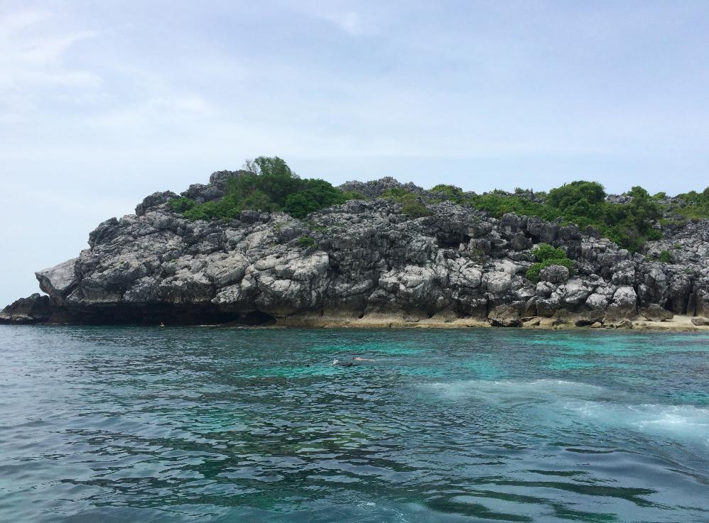 passeio de barco tailandia