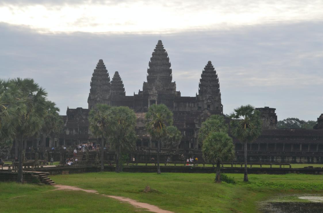 Conhecendo o Angkor – O complexo de templos em Siem Reap, Camboja