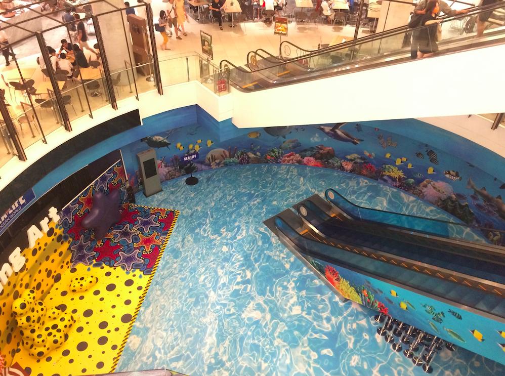 aquarium siam paragom
