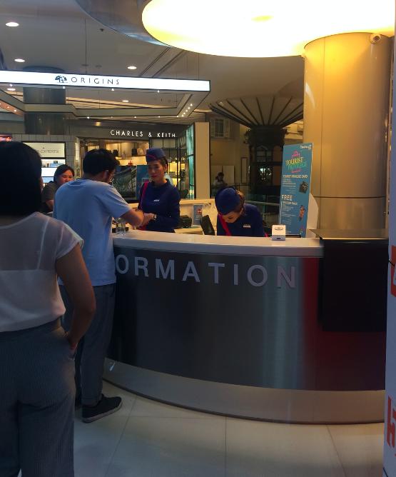 information terminal 21