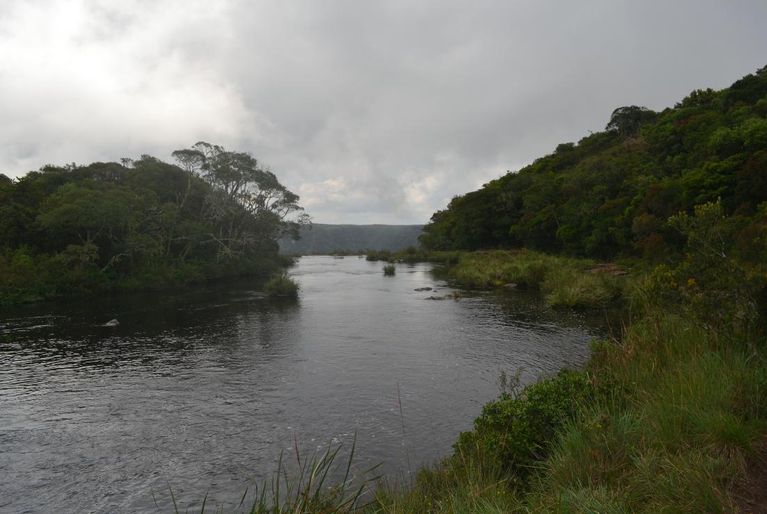 trilha cambara do sul rio