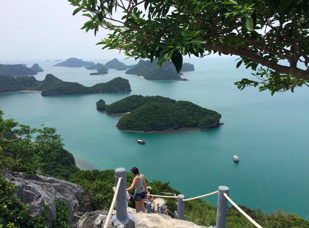 Tour de um dia saindo do Koh Samui: perfeito!