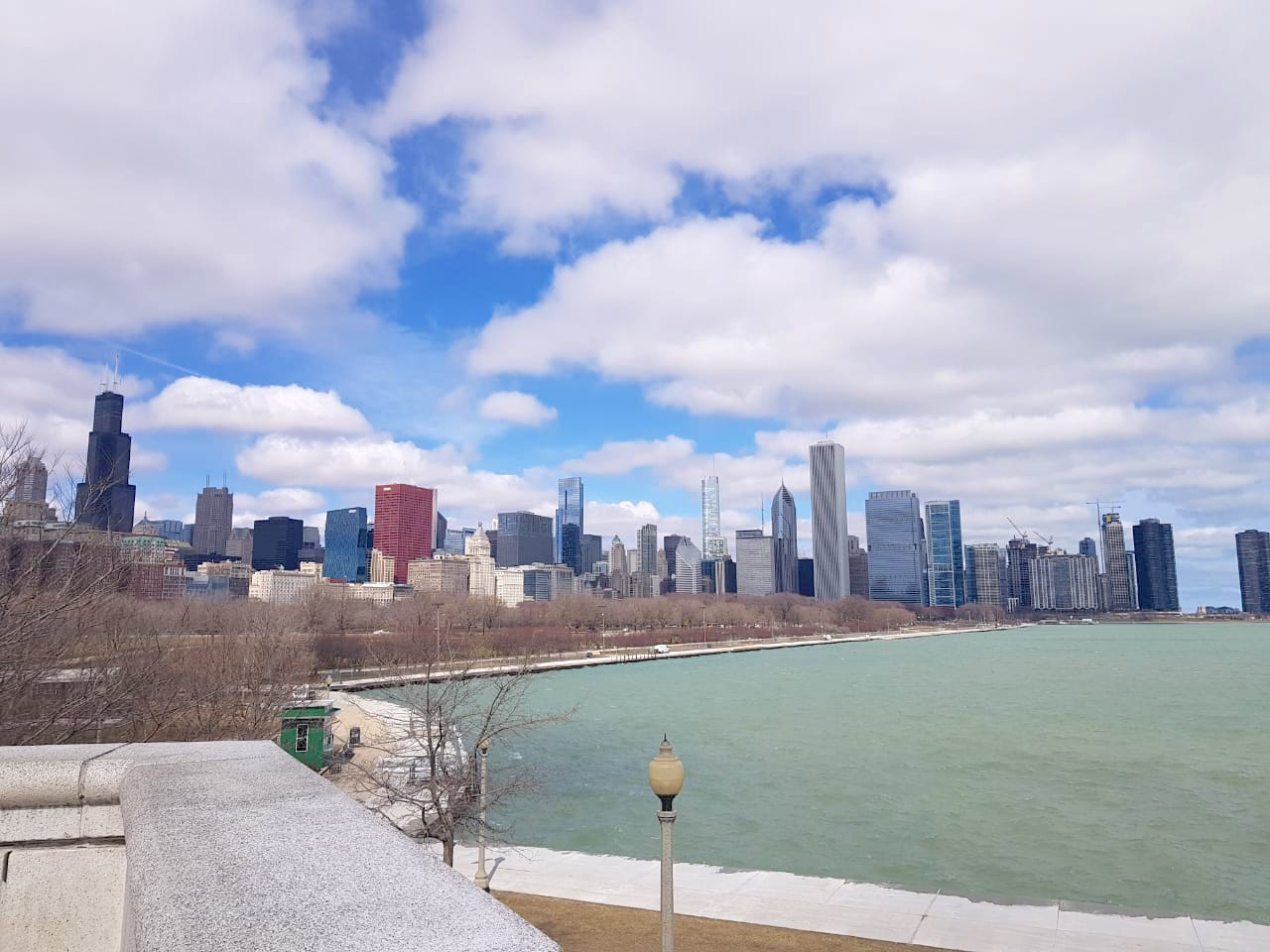 5 dias em Chicago – Roteiro