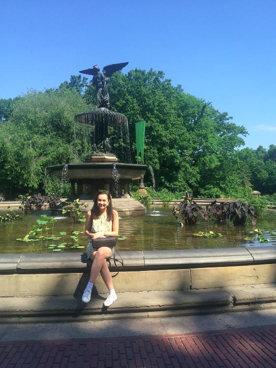 chafariz central park