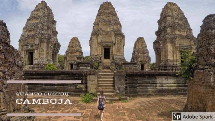 Camboja: Quanto custou?