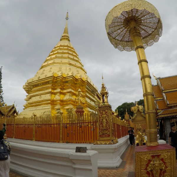 3 dias em Chiang Mai – Tailândia