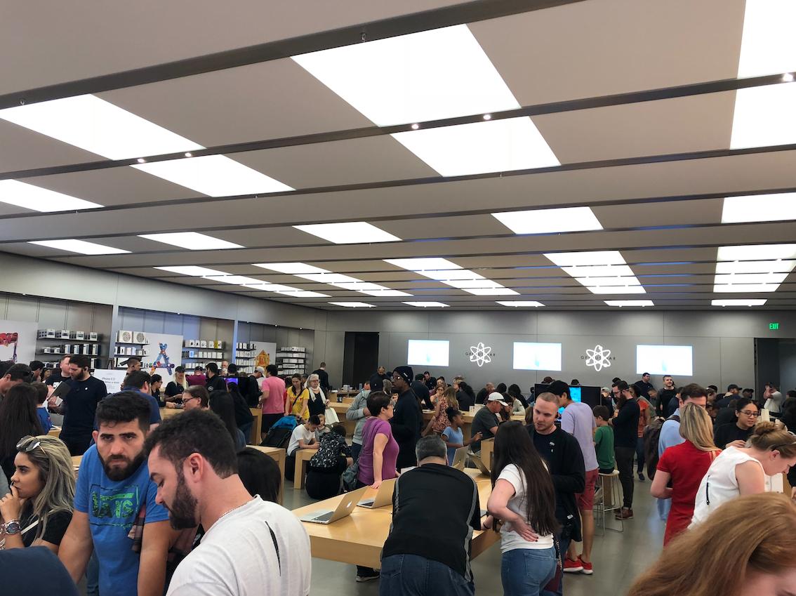 Loja da Apple no Florida Mall em Orlando